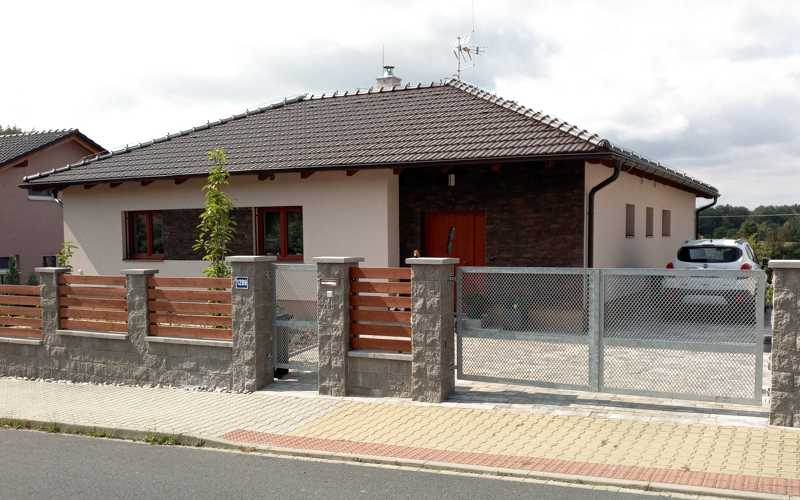 Venkovní dlažby, ploty, zemní práce